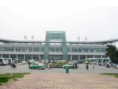 延吉火车站